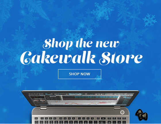 New Cakewalk Store