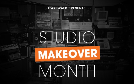 Studio Makeover Month