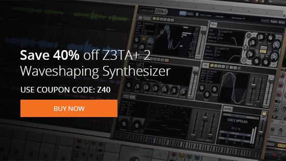 cakewalk com) Z3TA+ 2 Special Offer!!! | AudioSEX
