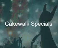 Cakewalk Specials