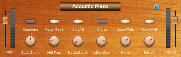 CA-X Acoustic Piezo