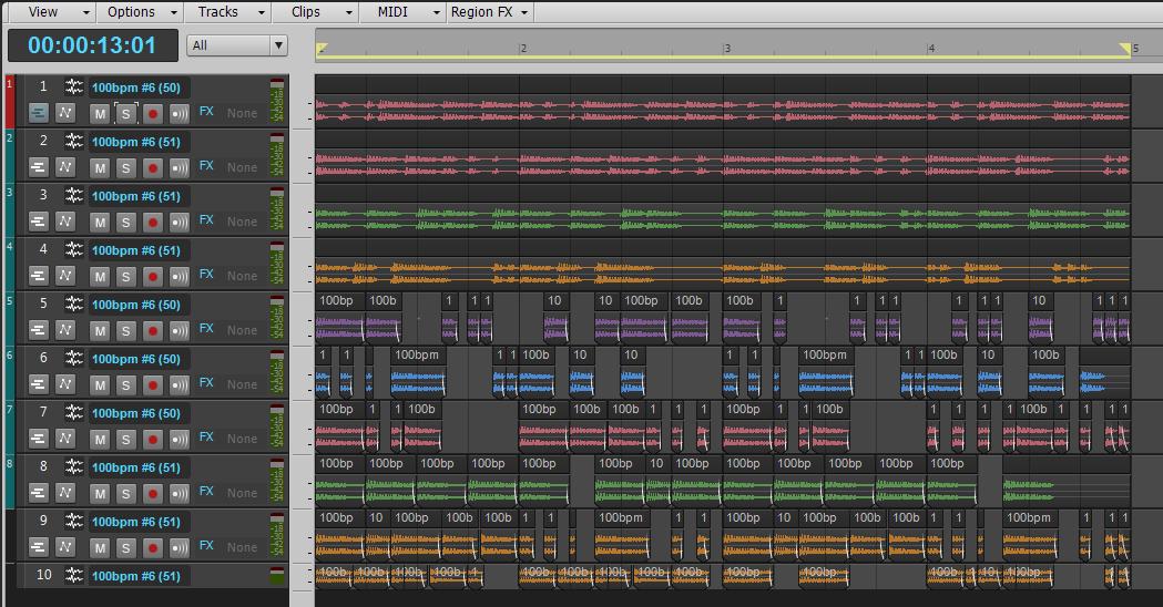 Making the Loop Variations