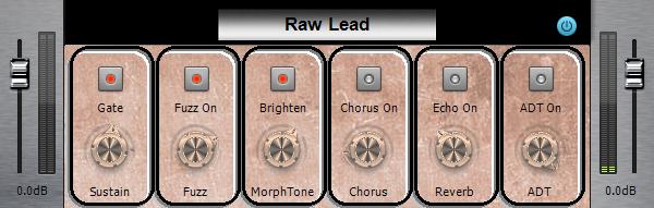 Raw Lead