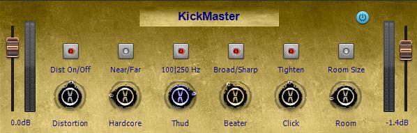 KickMaster FX Chain