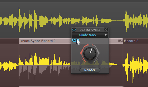 VocalSync Noise Filter