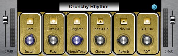 Crunchy Rhythm