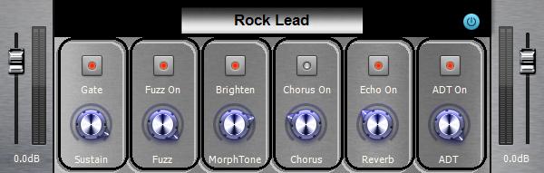 Rock Lead