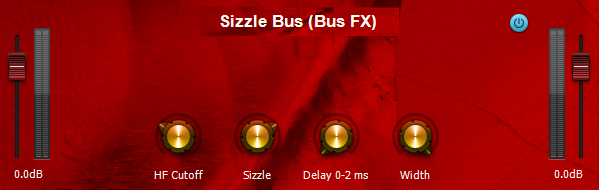 Sizzle Bus FX Chain