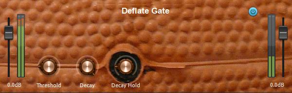 Deflate Gate FX Chain